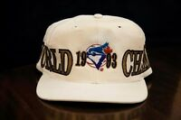 1993 Blue Jay World Series Champs cap
