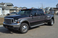 2002 Ford F-350 Lauriat LE Pickup Truck duel rear wheels