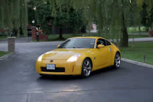 2005 Nissan 350z Special Edition