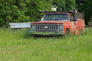 LOOKING FOR UNWANTED 1979 GMC PICKUP TRUCK BLAZER SUBURBAN