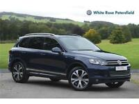 2014 Volkswagen Touareg V6 R-Line 3.0 TDI 204PS 8-speed Auto Tiptronic 5 Door Di