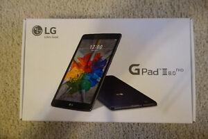 LG G Pad III Tablet - $200
