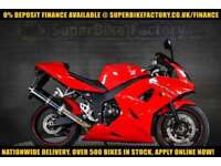 2005 05 TRIUMPH DAYTONA 650 650CC 0% DEPOSIT FINANCE AVAILABLE
