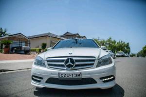 Mercedes Benz c350 AMG kit