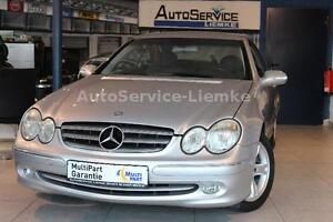 Mercedes-Benz CLK Coupe 240 Elegance Navigation LPG
