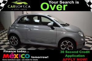 2016 Fiat 500 SPORT - KEYLESS ENTRY**LEATHER SEATS**BLUETOOTH