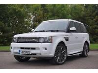 2012 Land Rover Range Rover Sport 3.0 SD V6 HSE (Luxury Pack) Station Wagon