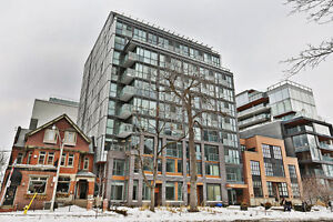 One Bedroom Condo in King West Area for Rent