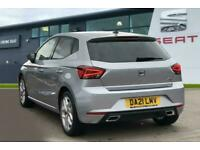 2021 SEAT Ibiza 1.0 TSI FR Hatchback 5dr Petrol Manual (s/s) (110 ps) Hatchback
