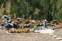 Landscape company looking for experienced installers