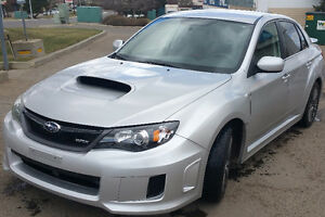 Winter FUN 4WD 2011 Subaru Impreza WRX w/Limited Pkg Sedan & 3M!