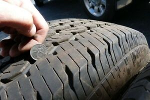 TR 275/70R18 Continental on 8 bolt rims Peterborough Peterborough Area image 4