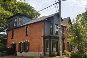 Beautiful, charming Victorian for Rent in Cabbagetown!