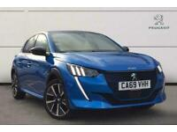2020 Peugeot 208 100kW GT 50kWh 5dr Auto Automatic Hatchback Electric Automatic