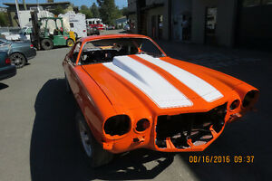 Rust repair, Spray booth rental, sand blasting, Car Restorations