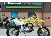 2006 06 Suzuki DRZ 400 SM Supermoto Yellow