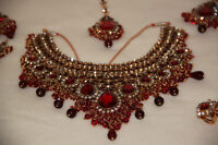 Indian Bridal Jewelry For Sale - 6 peice
