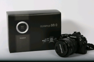 Olympus OM-D and lenses