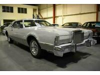 Lincoln Continental, 39k, Cartier Limited Edition