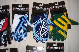 AUTHENTIC CFL FOOTBALL GLOVES - MONTREAL ALOUETTES + MORE West Island Greater Montréal image 5