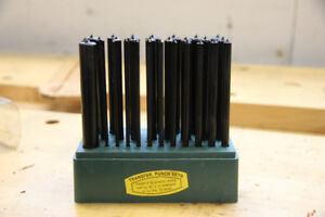 New Machinist Transfer Centre Punch Set