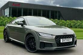 image for 2021 Audi TT Coup- Black Edition 45 TFSI  245 PS S tronic Auto Coupe Petrol Auto