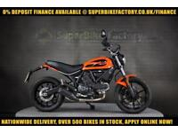 2016 16 DUCATI SCRAMBLER SIXTY2 400CC 0% DEPOSIT FINANCE AVAILABLE
