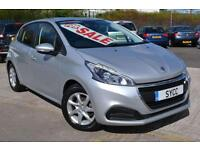 2015 Peugeot 208 1.2 PureTech 82 Active 5dr 5 door Hatchback