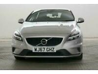 2017 Volvo V40 2.0 D2 R DESIGN Geartronic Auto Hatchback Diesel Automatic