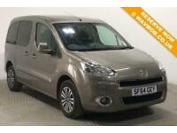 2014 Peugeot Partner Tepee Petrol Wheelchair Accessible Disabled Access Mobility