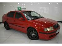2005 55 SKODA OCTAVIA 1.8 RS TURBO 5D 177 BHP
