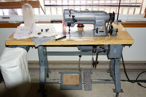 Singer 211G-G156 industrial double walking foot sewing machine