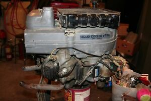 17 HP Kawasaki Liquid cooled engine Regina Regina Area image 3