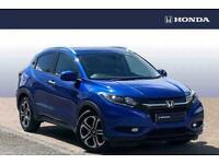 2017 Honda HR-V 1.6i-DTEC EX (s/s) 5-Door Manual Hatchback Diesel Manual