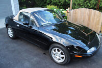 1992 Mazda MX-5 Miata SE Convertible certified and etested