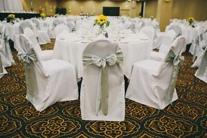 Chair Covers, Sashes, Tableclothes and Table Runners Regina Regina Area image 1