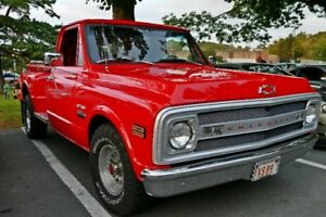 1970 Chevy C10- Beautiful and rare custom truck!