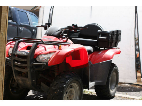 Used 2009 Honda Fourtrax