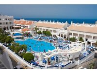 Promotional Holiday in Los Cristianos, Tenerife. From ONLY £99 per couple 7 nights accommodation