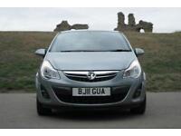 2011 Vauxhall Corsa 1.2i 16V [85] SXi 5dr [AC] 5 door Hatchback