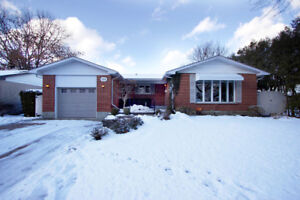 Open House - Beautiful 3 Bedroom Bungalow on A Tree Lined Street