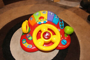 VTECH TURN & LEARN DRIVER London Ontario image 1