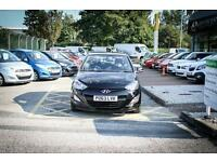 2013 63 HYUNDAI I20 1.4 Active 5dr Auto in Black Diamon