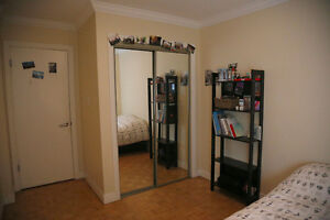 Private Room in Fully Furnished Apartment in West End Downtown-West End Greater Vancouver Area image 3