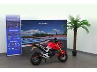 2019 Honda MSX 125 ABS Naked Petrol Manual