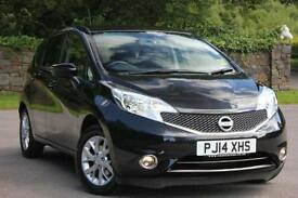2014 NISSAN NOTE ACENTA PETROL