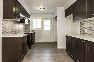 Spacious 6 1/2 apartment of Rent with Garage in Pierrefonds