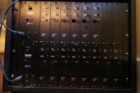 Synths Yamaha TX-816 & TX-616 & Mackie CR1604VLZ