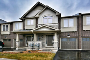 NEW 3Bdrm 3Bath Freehold Townhouse For Sale in Milton!