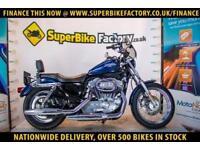 2008 58 HARLEY-DAVIDSON SPORTSTER XL 883